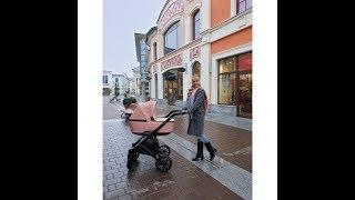 Обзор новинки детская коляска 2 в 1 3 в 1 Broco Smart - броко смарт