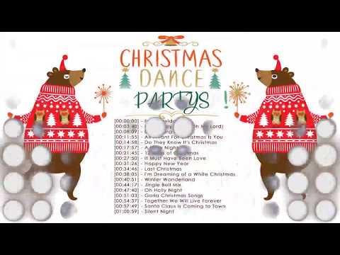 Disco Music Christmas Dance Songs 2018 -  Best Disco Songs Christmas Party - Christmas Dance Remix