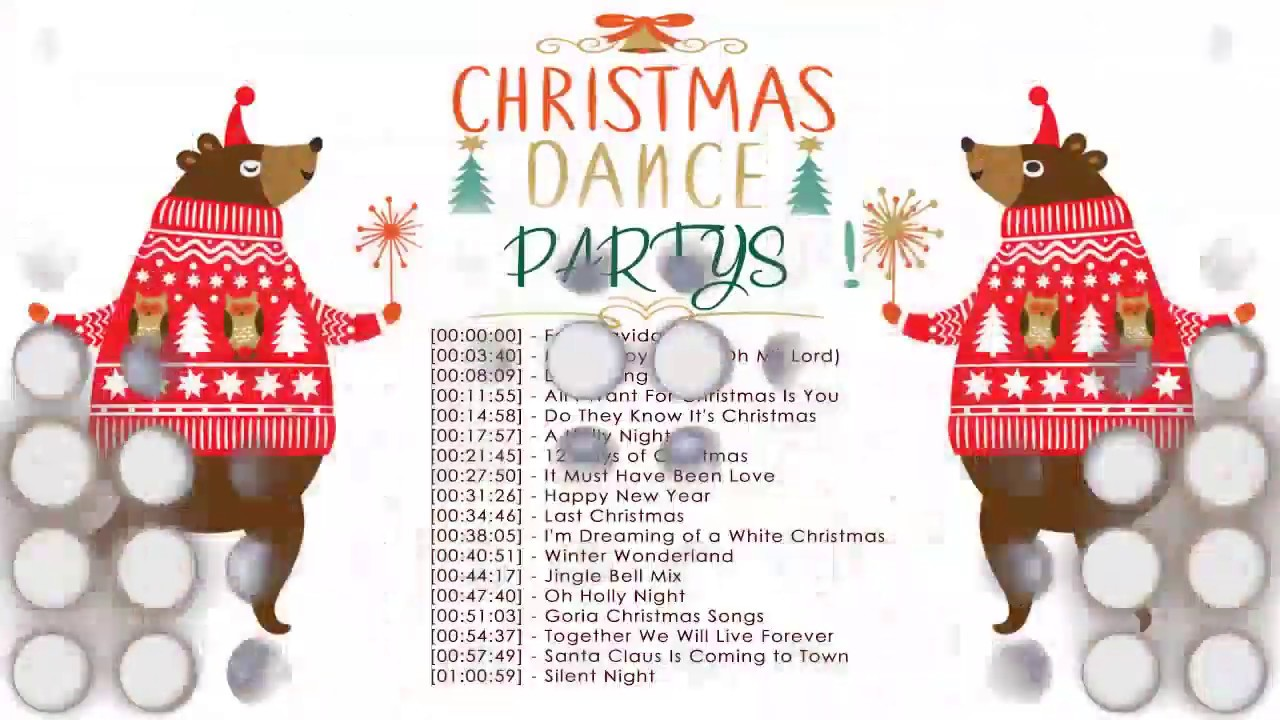 Disco Music Christmas Dance S 2018 Best Party Remix