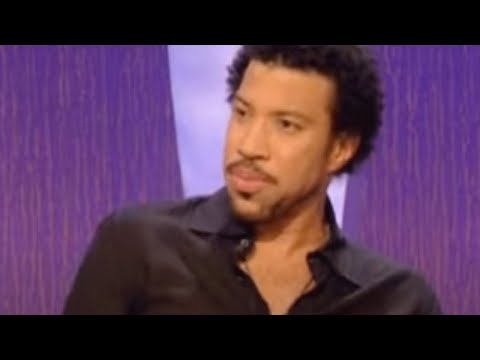 Lionel Richie interview - Parkinson - BBC