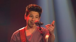 WINNER of The Voice Kids (Germany) 2015 Noah-Levi — «Photograph» Blind Auditions