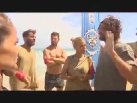 Survivor : Το βίντεο που «καίει» Χανταμπάκη και Χούτο !