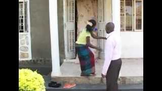 Repeat youtube video Kansiime Anne pulls ninja moves on landlord 2014