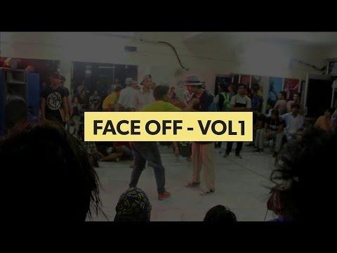 FACE OFF - vol1    Popping Final    Sunny Psycho vs Hitro    Kommotion School    18th Sept 2016.