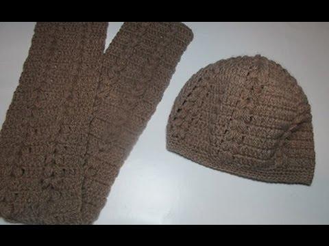 Uncinetto Crochet Cappello Tutorial Youtube
