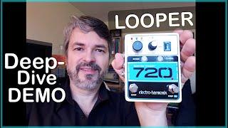 Demo Learners Guide 720 Looper Electro Harmonix