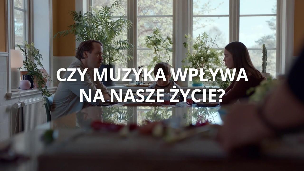 IKEA. Jaką rolę gra muzyka w Twoim domu? - YouTube