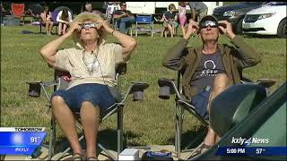Baker City witnesses magical experience of total eclipse
