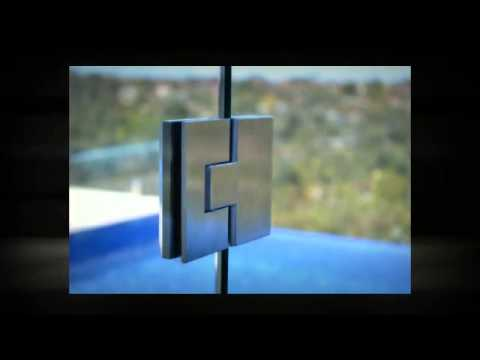 Polaris Soft Close Hinge Shower Door glass to wall from YouTube · Duration:  1 minutes 13 seconds