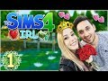 The Sims 4 - A NEW BEGINNING! | Sims 4 IRL Ep.1 mp3 indir