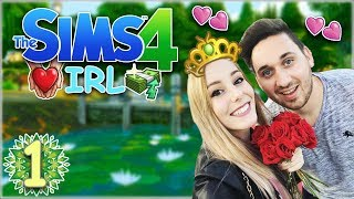 The Sims 4 - A NEW BEGINNING!   Sims 4 IRL Ep.1