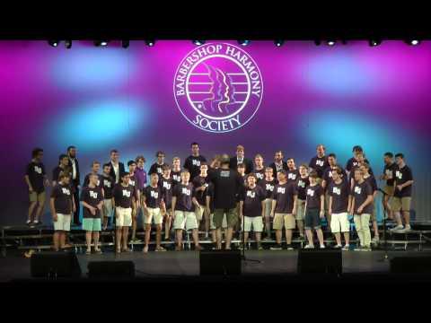 NextGen Chorus - Swing Down Chariot (Harmony University 2015)