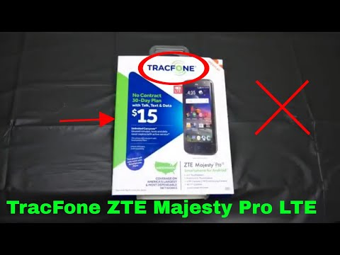 ✅  How To Use TracFone ZTE Majesty Pro LTE Review