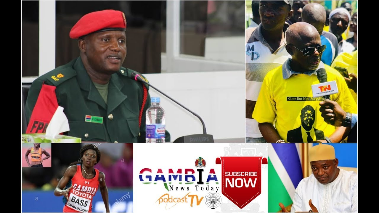 GAMBIA NEWS TODAY 2ND OCTOBER 2019