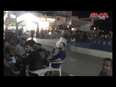 Syria : Life Back to Normal in the City of Daraa After Full Liberation