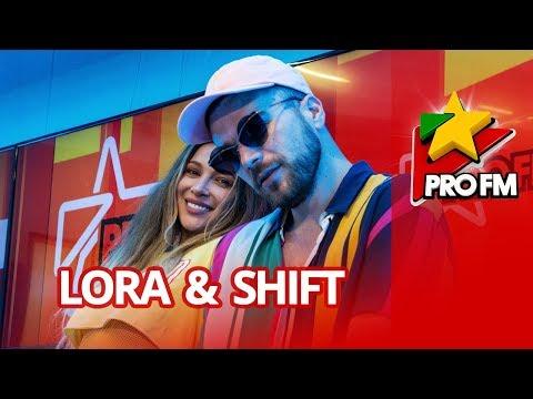 Lora feat. Shift - Pana in Rai (PREMIERA) | ProFM LIVE SESSION