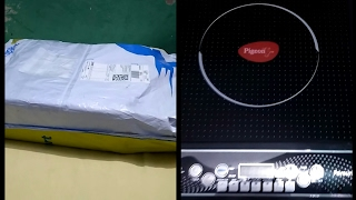 Pigeon favourite ic 1800 watt Induction cooktop unboxing and review!!!
