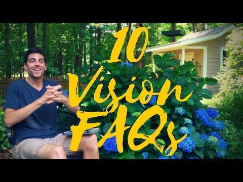 10 Vision FAQs