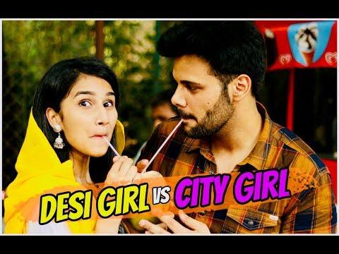 Desi Ladki Vs City Ki High Society Girl ! thumbnail