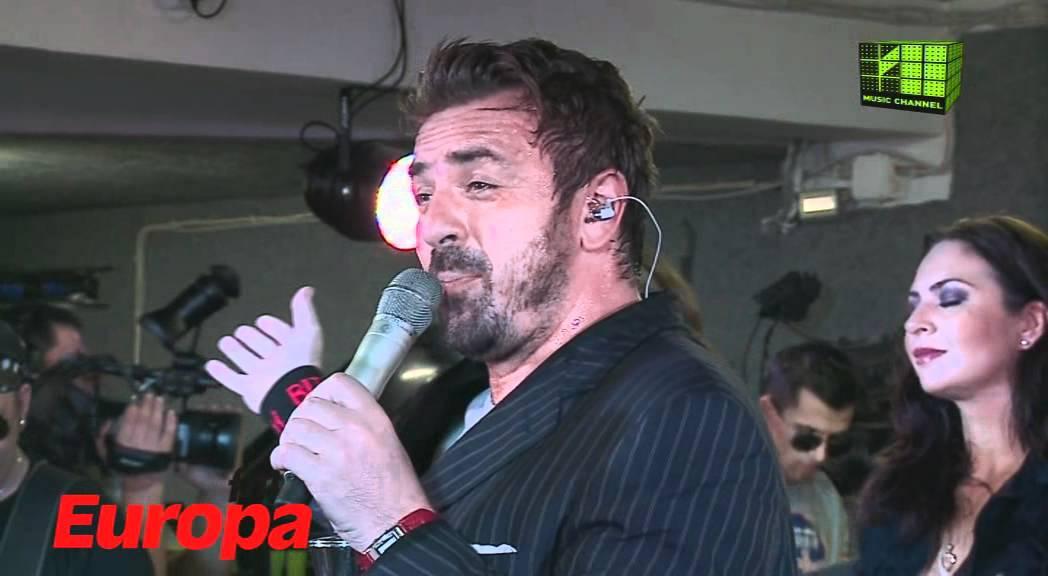 Europa FM LIVE in Garaj: Horia Brenciu - Vino