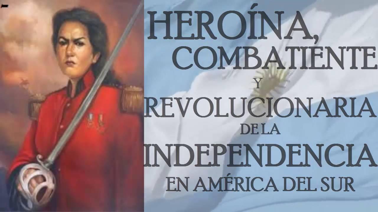 Bicentenario De La Independencia Argentina Juana Azurduy
