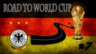 Fifa 13 Road To World Cup #7 The World Cup Final