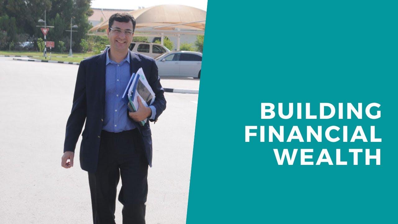 #39 Growing financial wealth with Nigel Cumberland