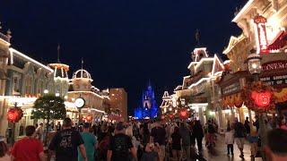 Magic Kingdom Live Stream - 10-28-17 - Walt Disney World