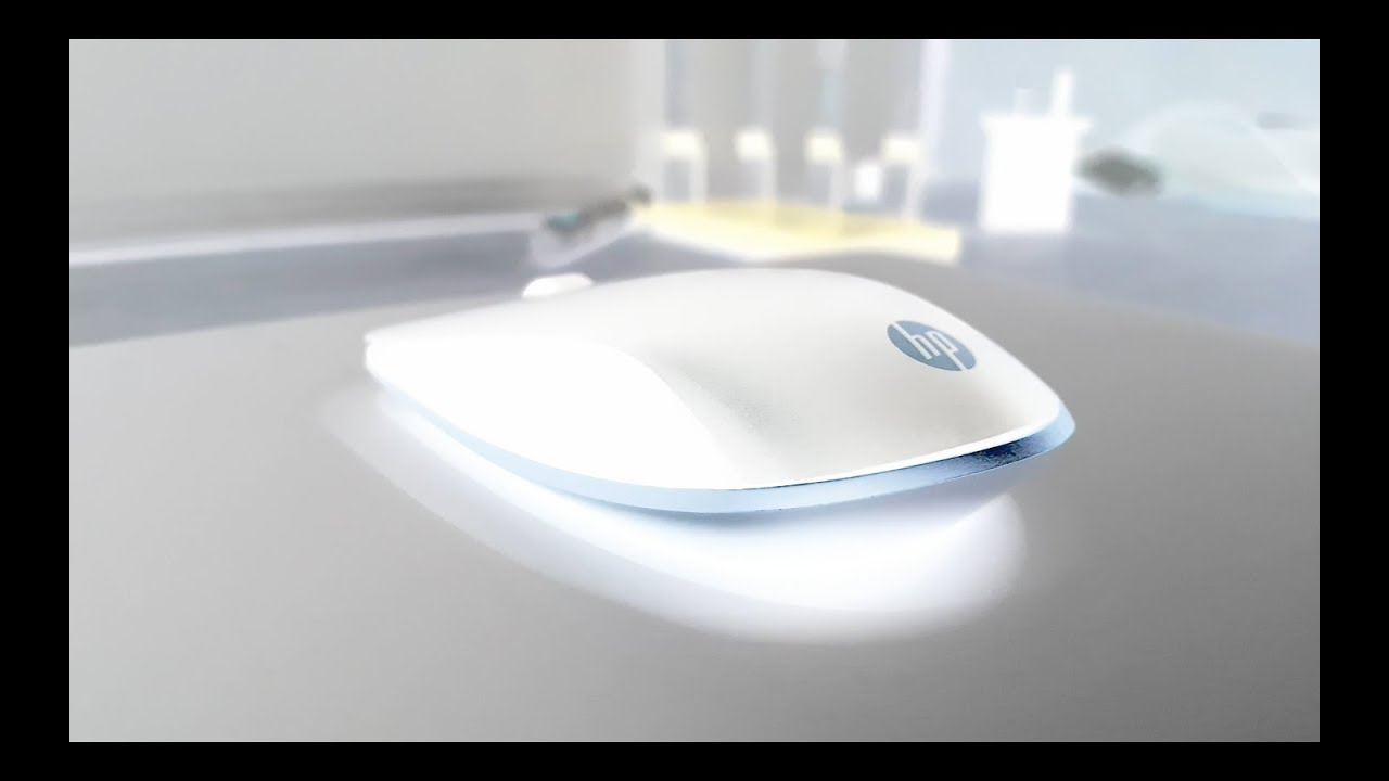 5ca7e460942 New HP Z5000 Bluetooth mouse review.... - YouTube