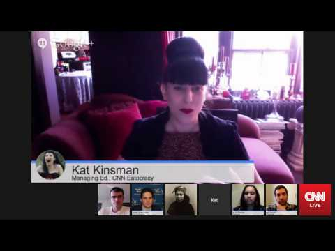 CNN Google Plus Hangout: Dealing with anxiety