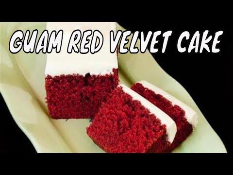 Chamorro Cake Recipe