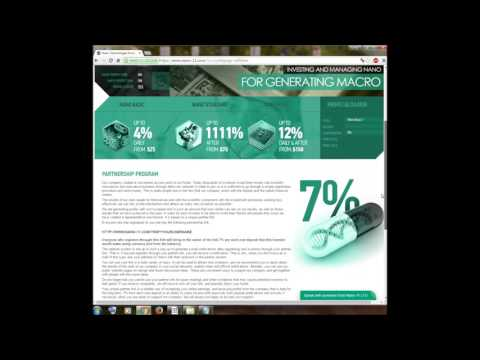 Nano-11.com 1,5 % – 4 % täglich