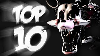 - Top 10 Facts About The Mangle Five Nights at Freddys