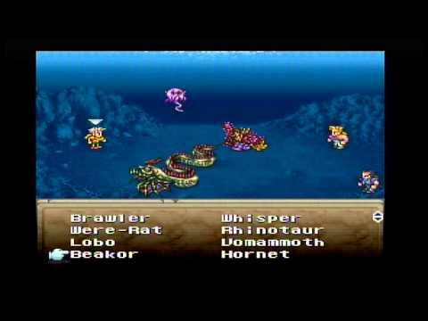 Let's Play Final Fantasy VI(SNES) Part 12: Rapids