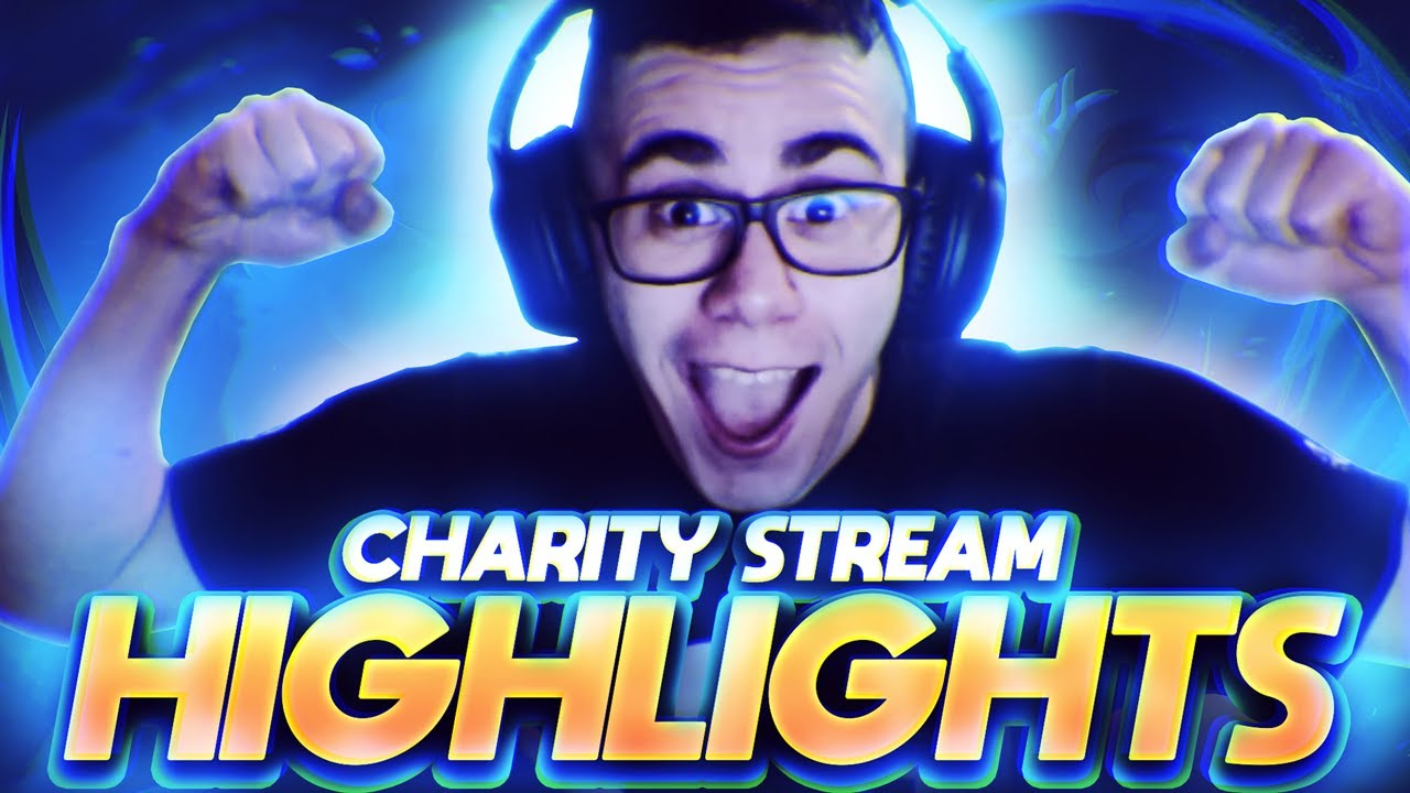 TF Blade | CHARITY STREAM HIGHLIGHTS!!