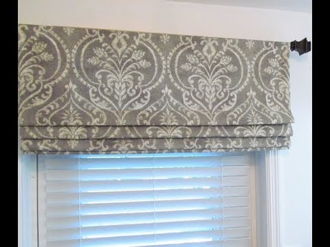 How To Fake An Expensive Valance