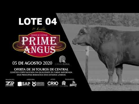 LOTE 04   BLACK OPAL TE871 COLORADO Prod  Agência El Campo