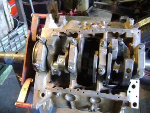 Motor Ford 4.2 lts V6 ajuste Rebuild Engine