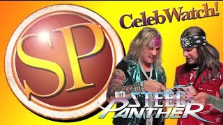 Steel Panther TV - CELEB WATCH #3