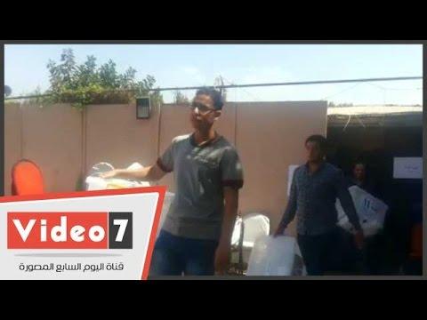 اليوم السابع : بالفيديو..غلق لجان انتخابات نقابة الأطباء فى الجيزة لأداء صلاة الجمعة