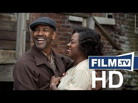 FENCES Trailer German Deutsch (2017) HD