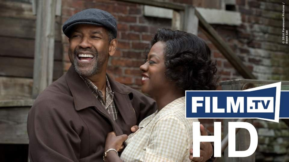 Fences Trailer German