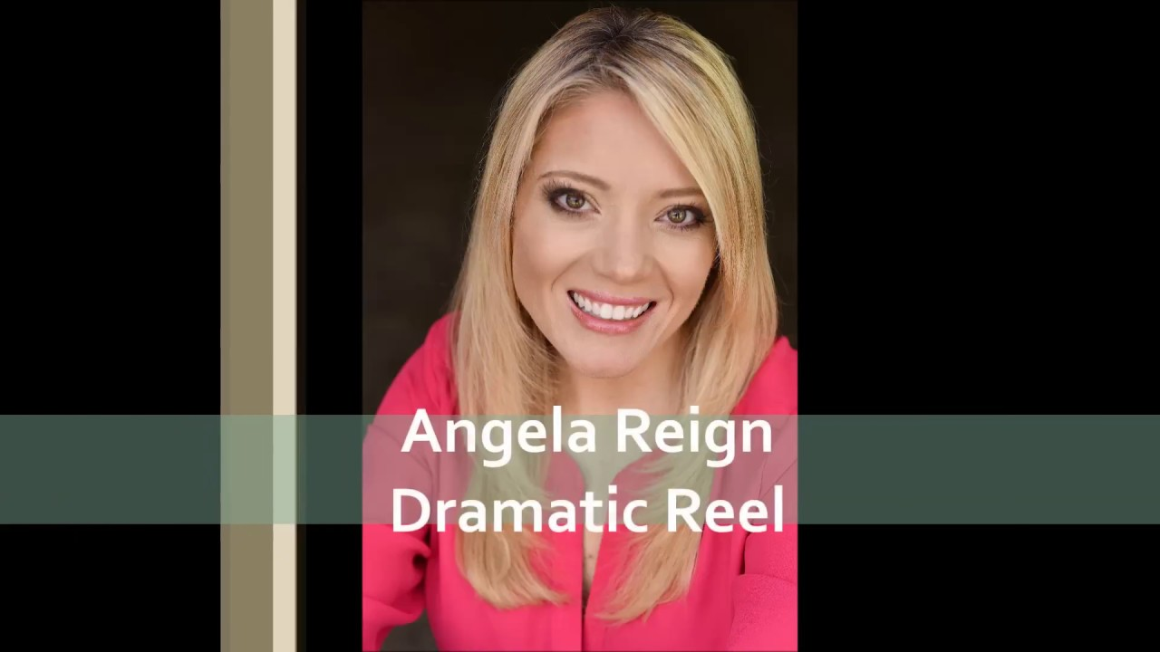 """Angela Is The Fireworks Woman acting news: angela reign dramatic reel - """"first fireworks"""""""