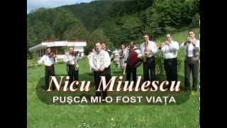 Repeat youtube video Nicu Miulescu Pusca mi-o fost viata