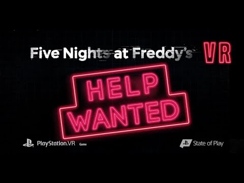 FIVE NIGHTS AT FREDDY'S 7 ( VR ) TRAILER + GAMEPLAY ! OFICIAL * NO CLICKBAIT * thumbnail