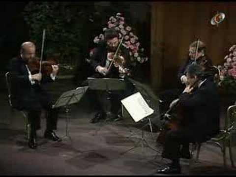 Beethoven String Quartet Op. 18 No. 6 1st mvt.