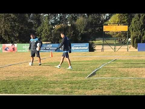 Fútbol reducido para la segunda tarde de acción en Pilar