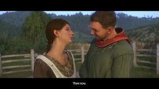 Kingdom Come Deliverance New Theresa Romance Scenes (A Woman's Lot DLC)