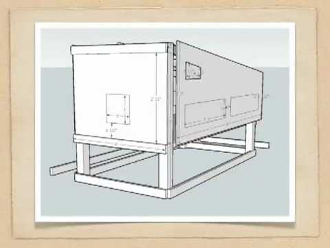 Free DIY Chicken Coop Designs You Can Steal And Copy: Which Plans Do You  Like?   YouTube