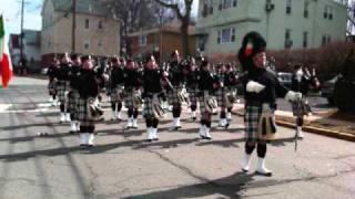Nutley NJ St. Patricks Day Parade 2011
